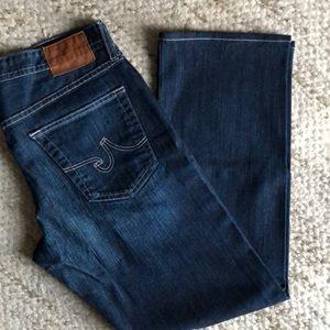 AG The Protégé Straight Leg Jeans